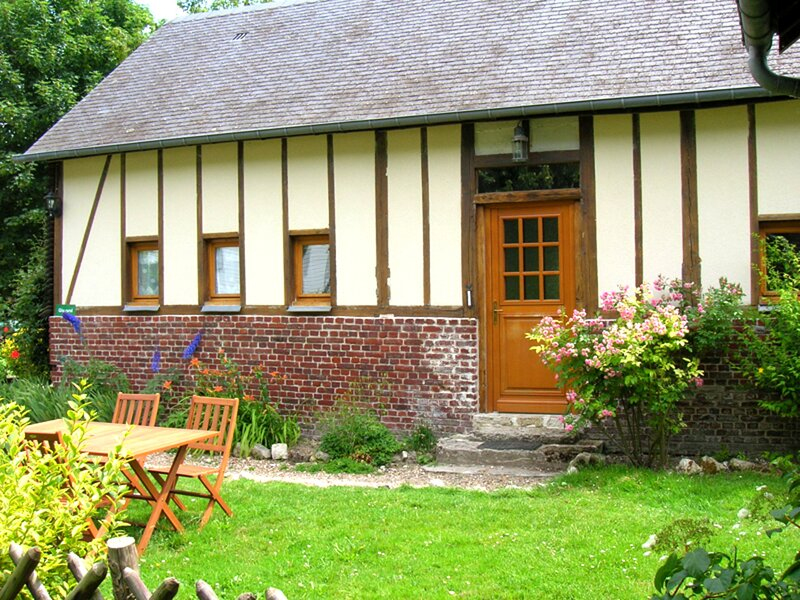 Le Ronceray, location de vacances à Saint-Paër
