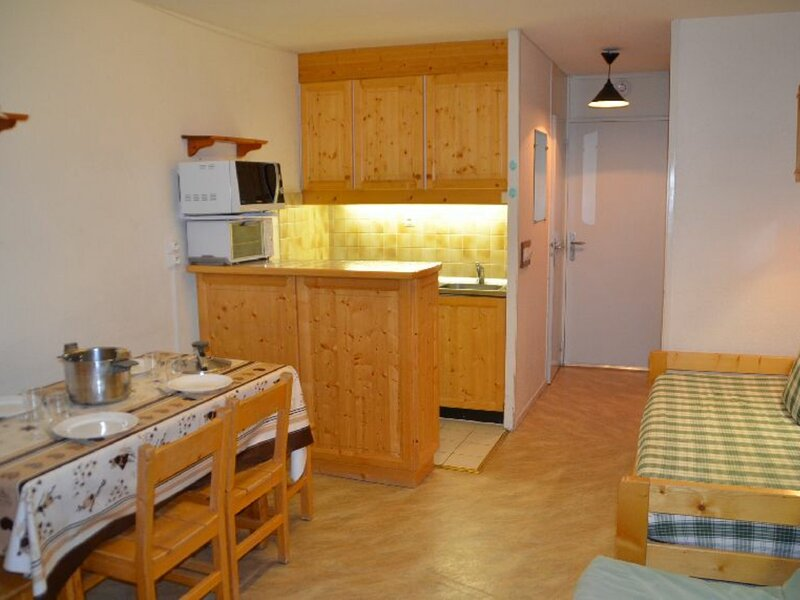 LES MENUIRES - 3 pers, 19 m2, 1/0, holiday rental in Levassaix