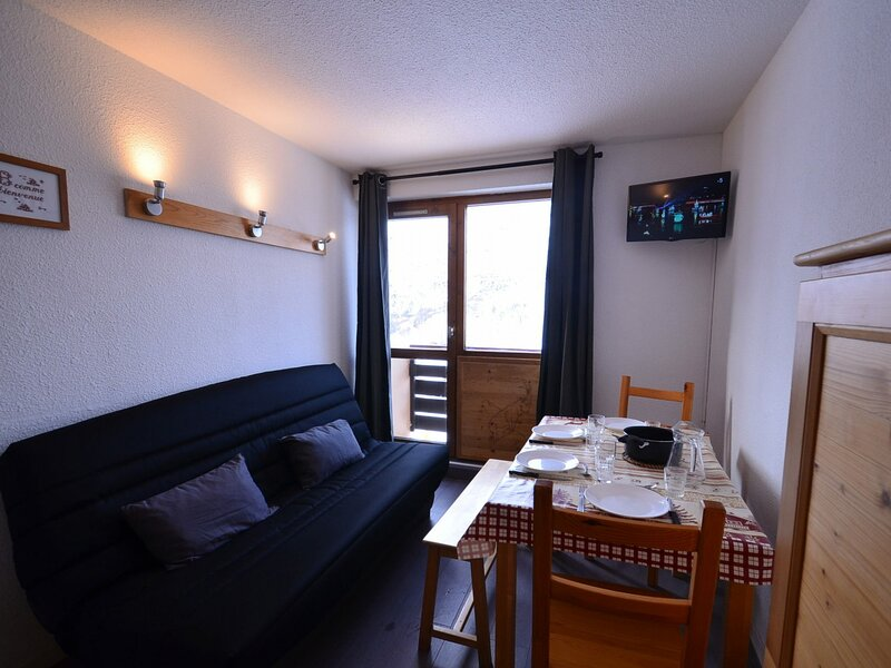 LES MENUIRES - 3 pers, 18 m2, 1/0, holiday rental in Levassaix