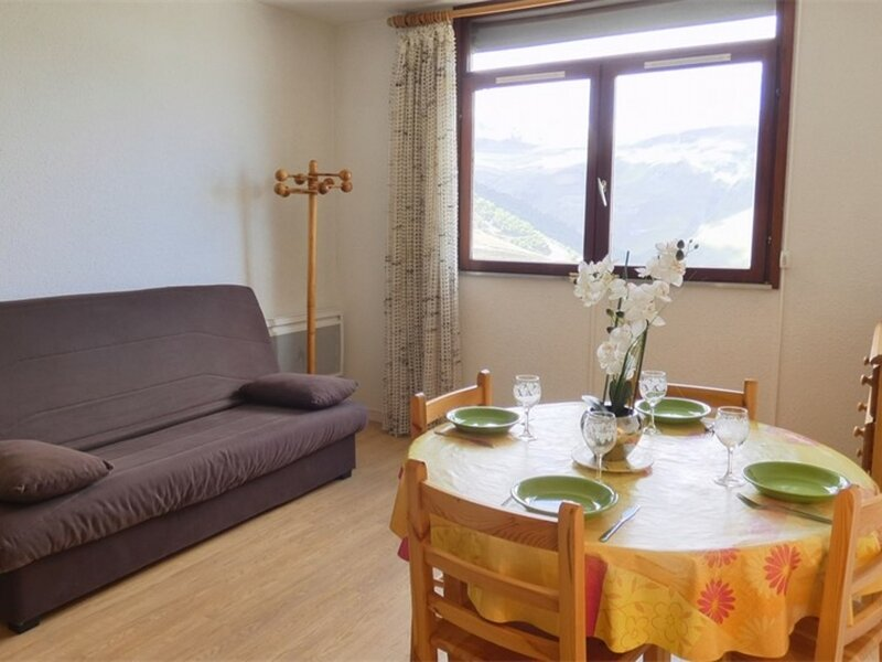 Studio 4 couchages ST LARY SOULAN, vacation rental in Tramezaigues