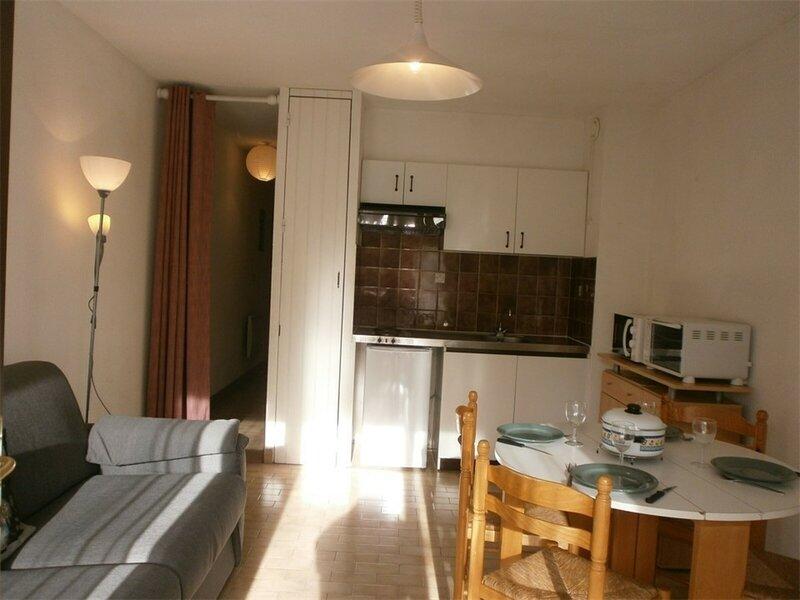 T2 4 couchages VIELLE AURE, vacation rental in Vielle-Aure