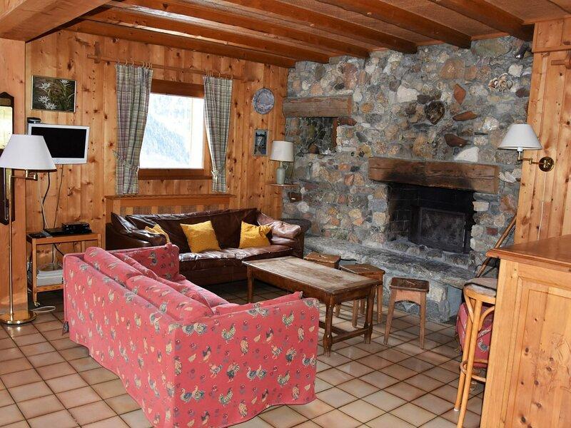 Chalet typique et chaleureux, location de vacances à Pralognan-la-Vanoise