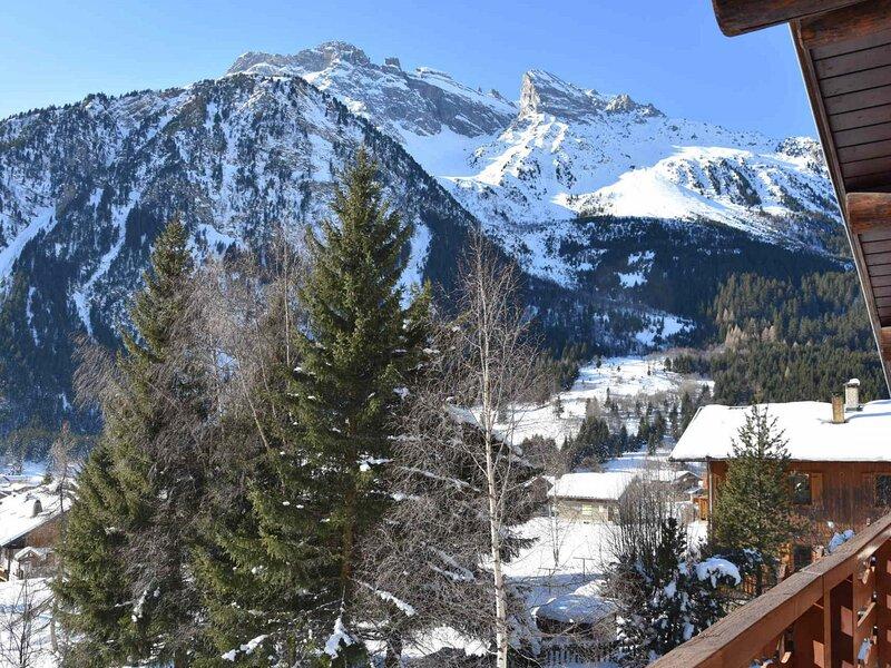 Beau chalet - A côté des pistes, casa vacanza a Pralognan-la-Vanoise