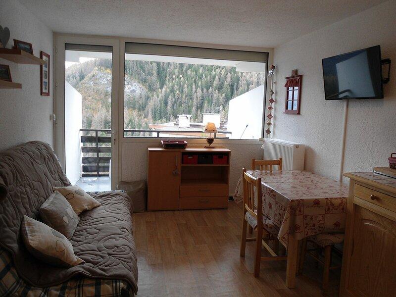 PRA LOUP 1600 - 4 pers, 25 m2, 1/0, holiday rental in Pra Loup