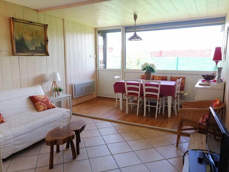 PRA LOUP 1600 - 6 pers, 38 m2, 2/1, holiday rental in Pra Loup