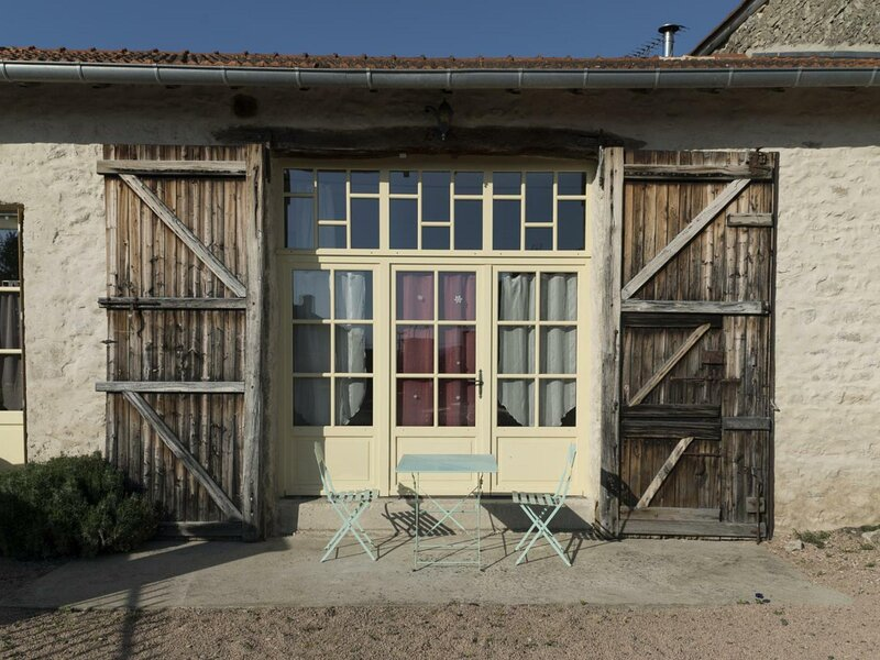 L'atelier, holiday rental in Champs