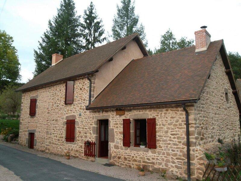 Le Moulin d'Emile, location de vacances à Lapalisse