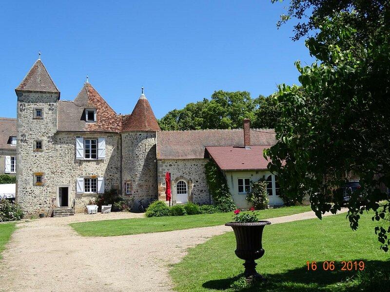 Domaine de  Montais, alquiler vacacional en Couleuvre