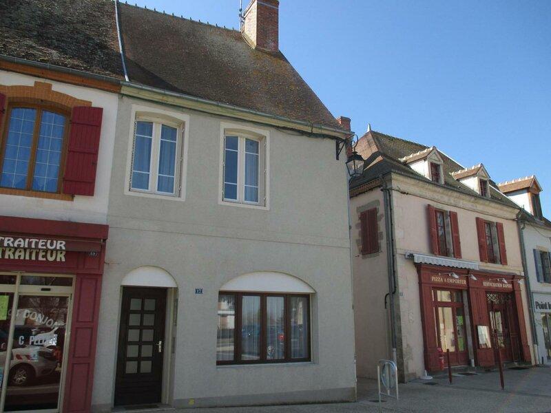 La Toque, holiday rental in La Celle-sous-Gouzon
