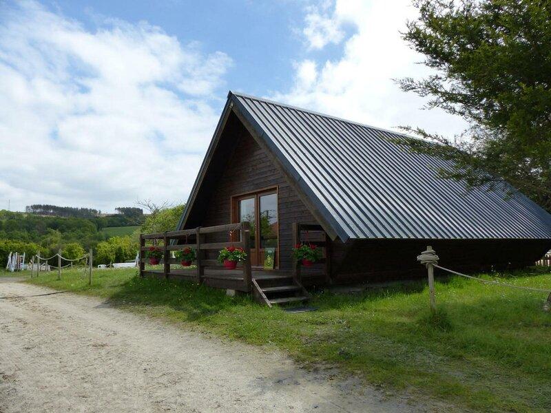 Chalet  de La Forge, holiday rental in Le Mayet-de-Montagne