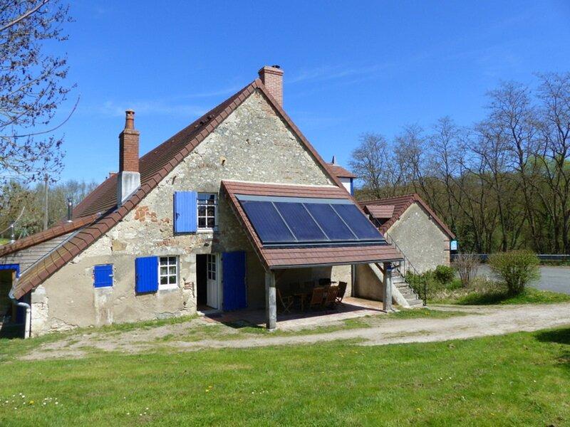 Les Codrets, holiday rental in Monetay-sur-Allier