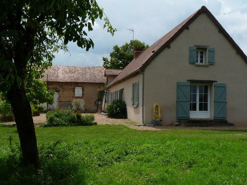 Les Boudants, alquiler vacacional en Thiel-sur-Acolin