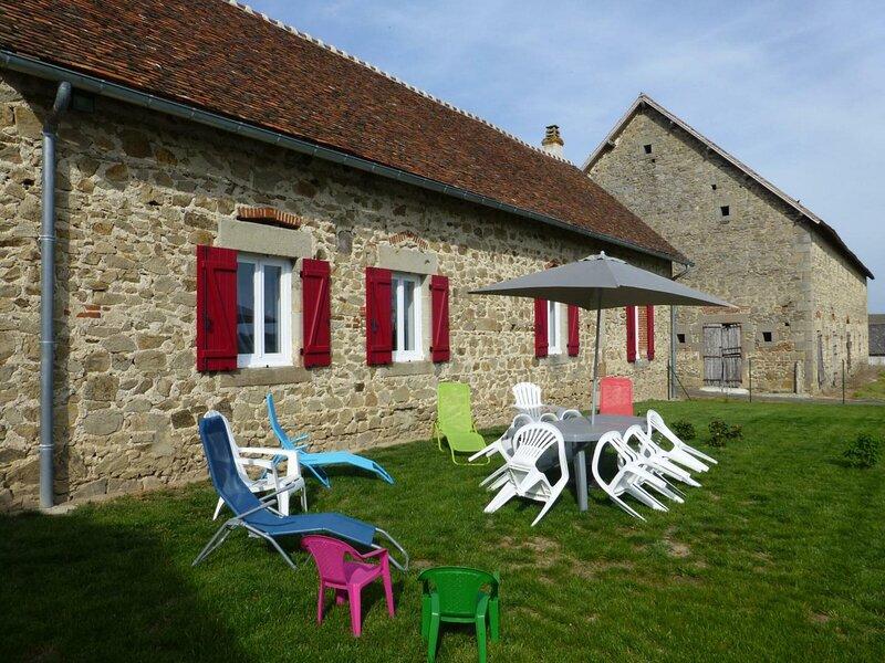 du Domaine du bois, holiday rental in Monetay-sur-Allier