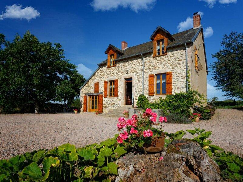 La maisou do boueix, holiday rental in La Celle-sous-Gouzon