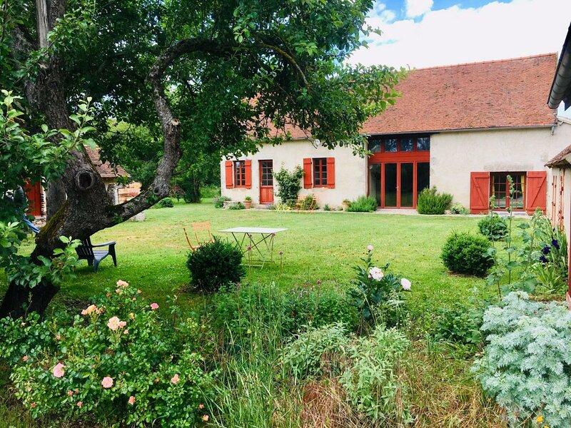 de Bouron, holiday rental in Dompierre-sur-Besbre