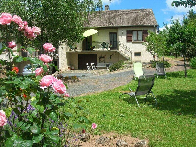 Les Vignes, location de vacances à Lapalisse