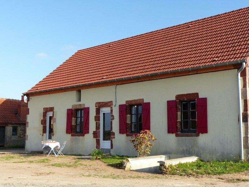 Les Hauts de Besbre, holiday rental in Dompierre-sur-Besbre
