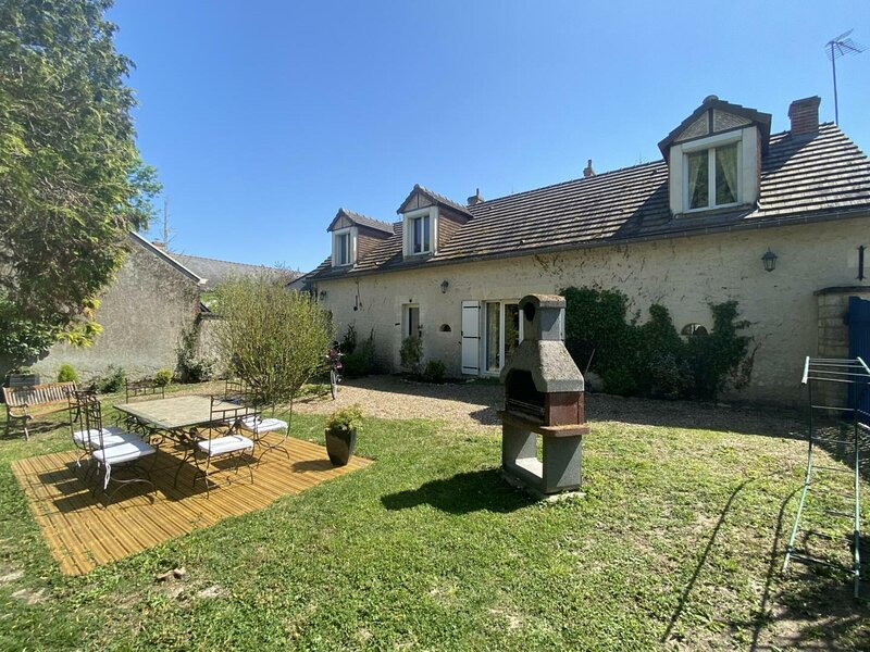 Le Clos Saint Hubert, holiday rental in Rilly-sur-Loire