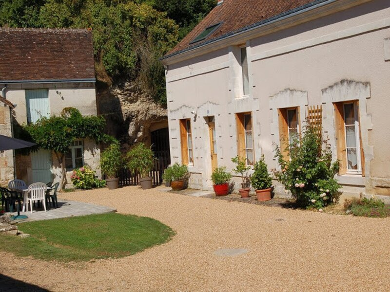 Le Coudray, holiday rental in Aze