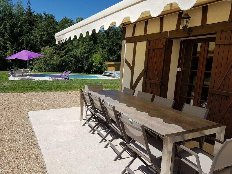 Lodge de la Sapinière, vacation rental in Soings-en-Sologne