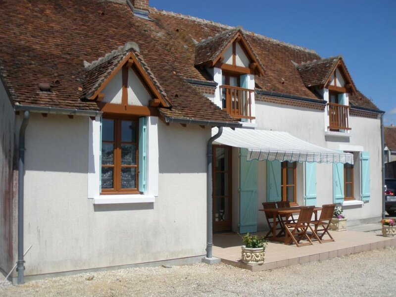 En Vallée du Cher, holiday rental in Chateauvieux