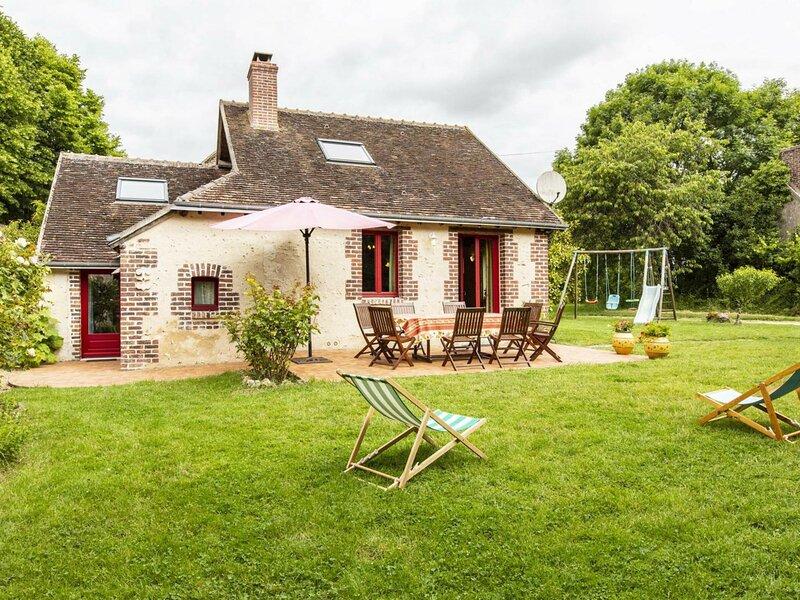 Le Grand Pressoir, holiday rental in Thore-la-Rochette