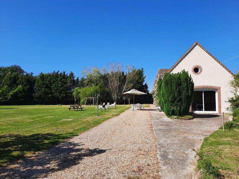 Les Halliers, location de vacances à Montmirail