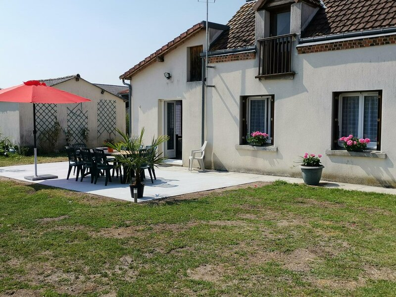 Les Coquelicots, vacation rental in Soings-en-Sologne