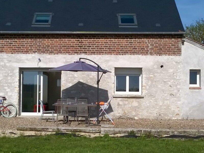 Vauliard, location de vacances à Chambon-sur-Cisse