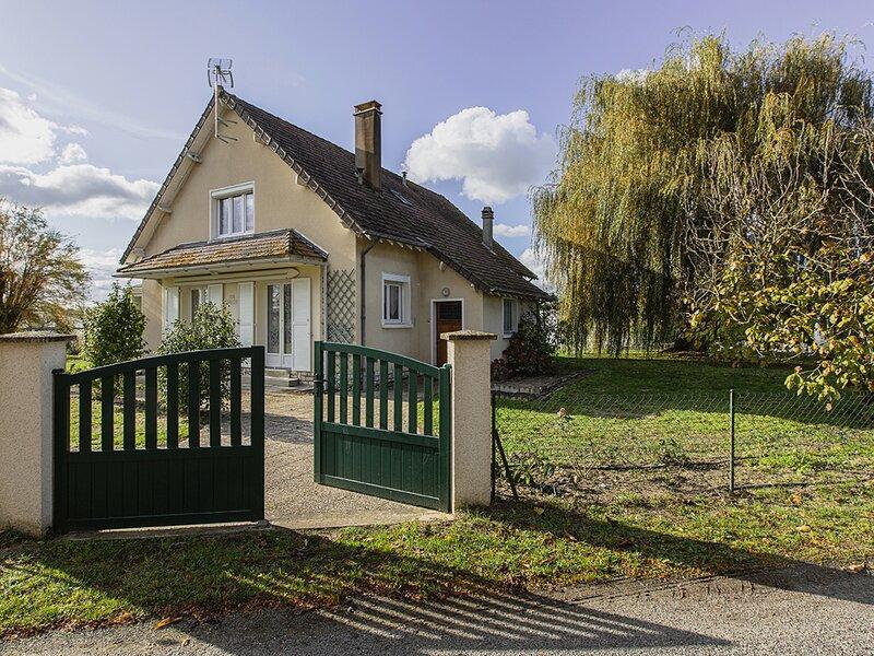 Gîte de L'Ouzesse, location de vacances à Oisly