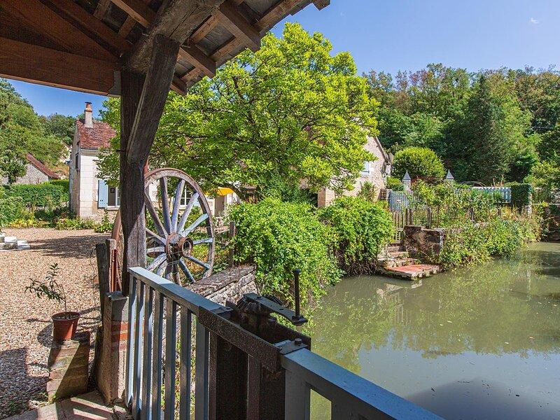 Moulin de la Rochette, holiday rental in Cere La Ronde