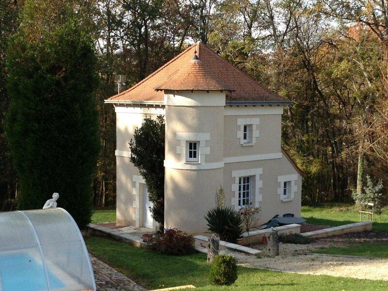 La Fontaine Blanche, holiday rental in Cere La Ronde