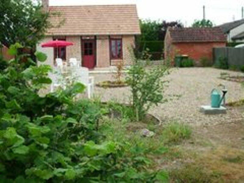 La Pierrette, holiday rental in La Ferte-Beauharnais