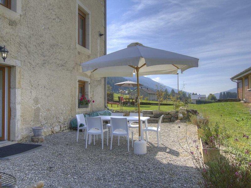 Les Bains Douches, aluguéis de temporada em Les Bouchoux