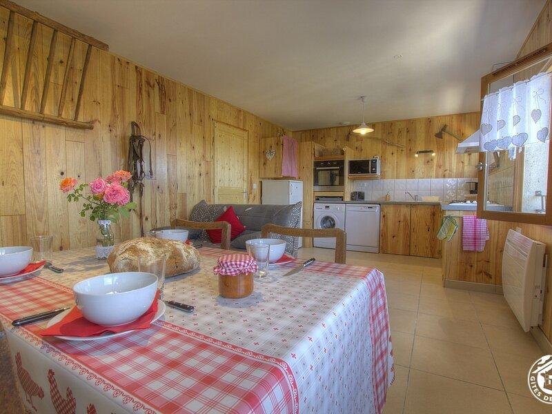 Gîte du Soja, location de vacances à Saint-Baudille-de-la-Tour