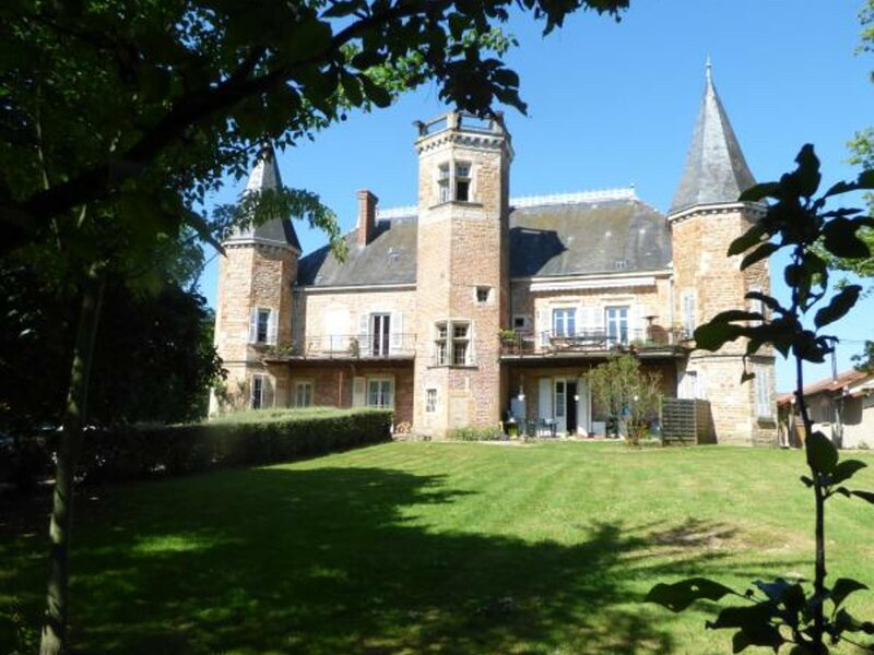 La Griffonière, holiday rental in Saint-Benigne