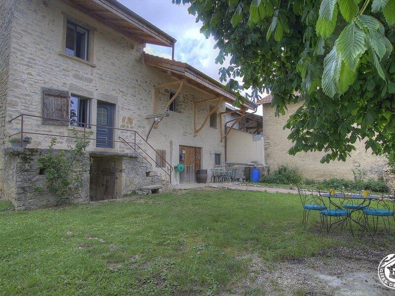 Du Trappeur, casa vacanza a Saint-Rambert-en-Bugey
