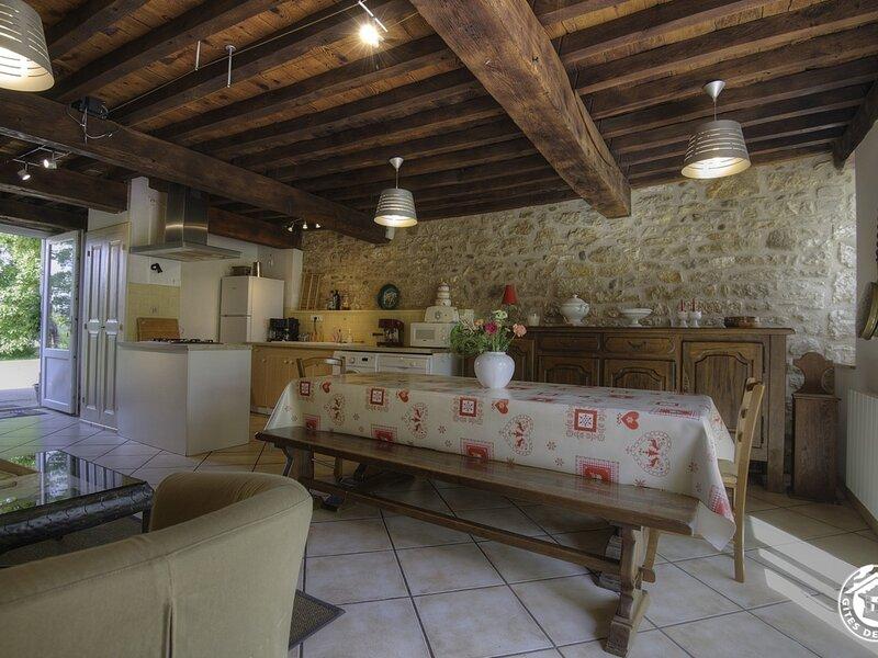 Le Gîte de Nécudey, holiday rental in Chatillon-la-Palud