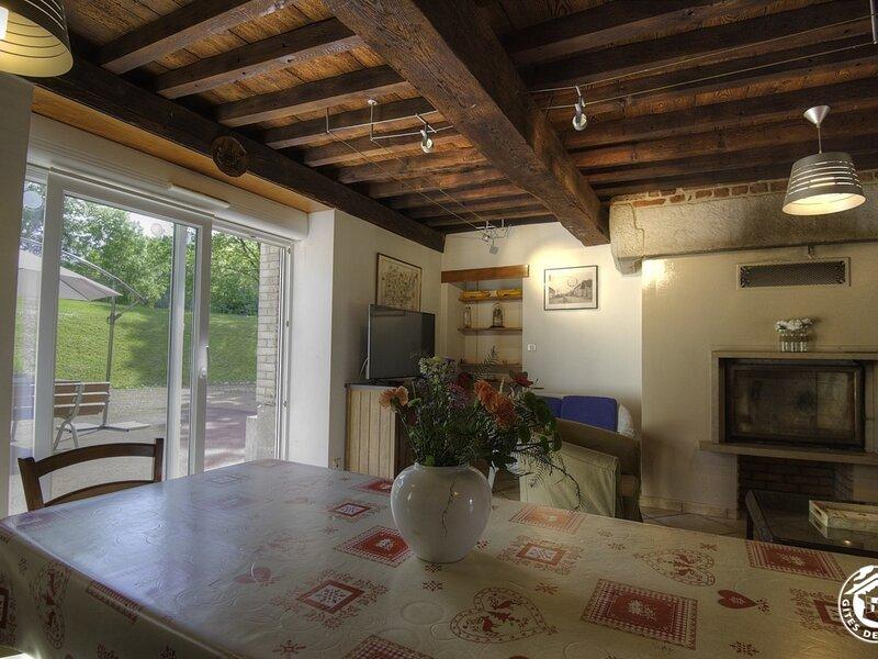 Le Gîte de Nécudey, holiday rental in Saint-Martin-du-Mont