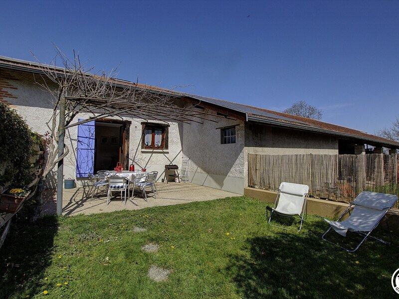La Girouette, holiday rental in Chatillon-la-Palud