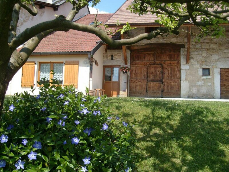 La Fontaine, holiday rental in Le Grand-Abergement