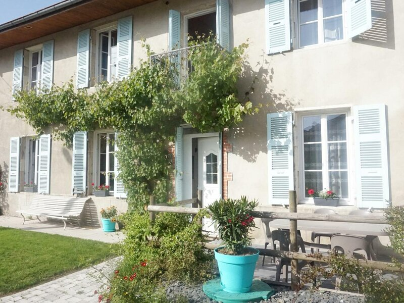 La Vigne, holiday rental in Nantua