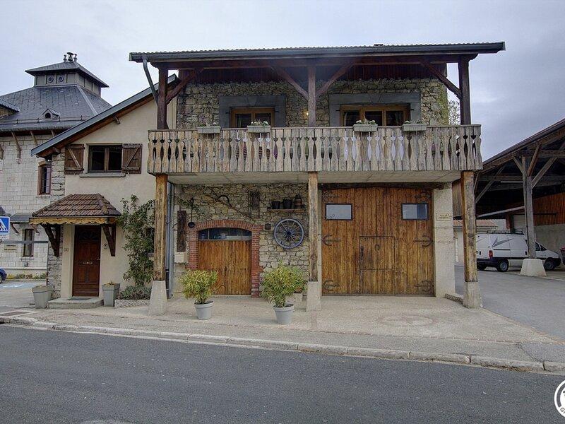 Gîte De l'Arbépin, holiday rental in Nantua