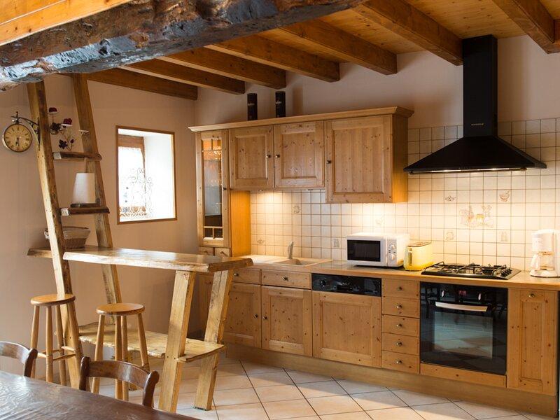 Les Hirondelles, vacation rental in Saint-Bois