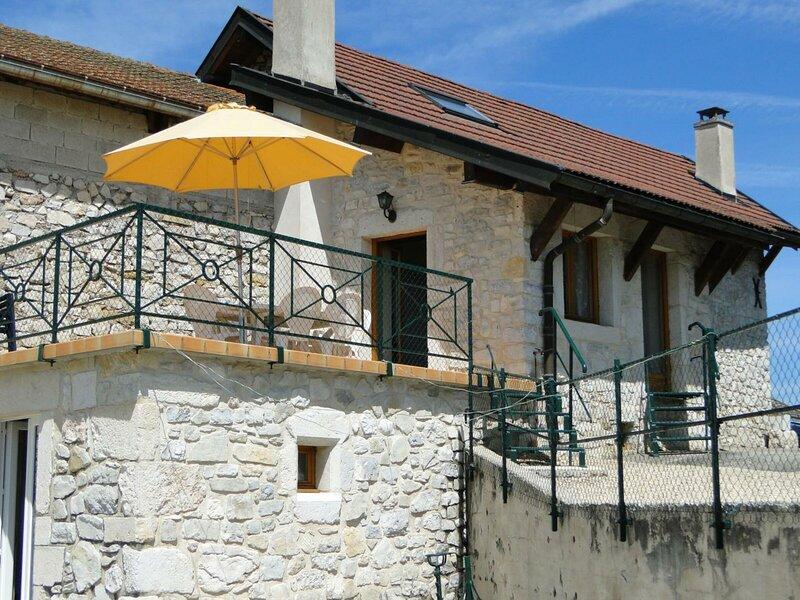 La Masure, vacation rental in Premeyzel
