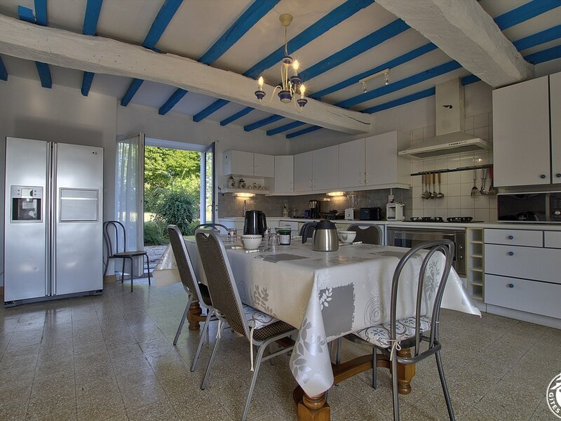Le Grand Dany, holiday rental in Charentay