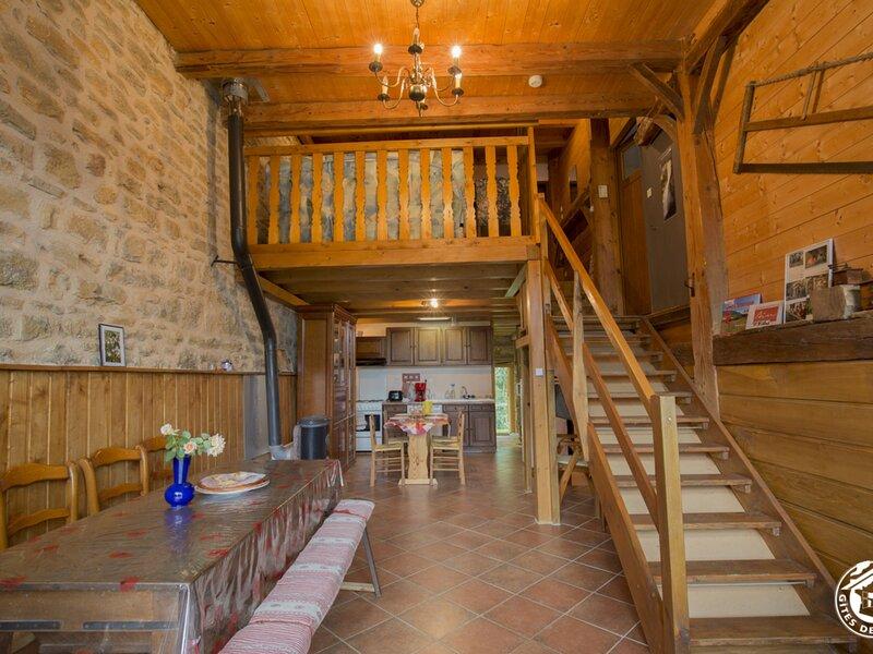 Gîte des Hirondelles, holiday rental in Nantua