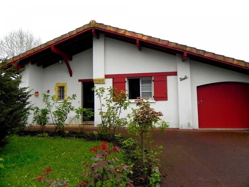 ESPELETTE, C608 MAISON : 4 Pièces 5 couchages adultes + 2 enfants, vacation rental in Espelette