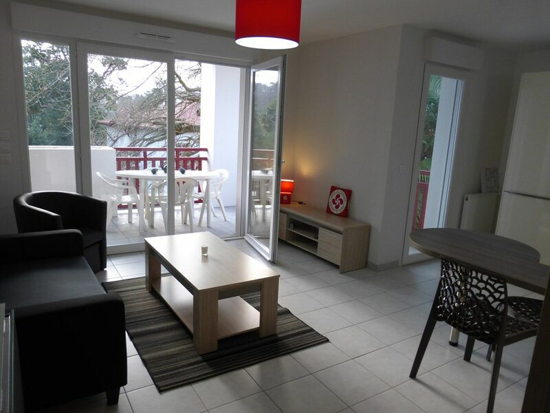 CAMBO LES BAINS, C350 : T3, 3 Pièces 4 couchages, holiday rental in Ustaritz