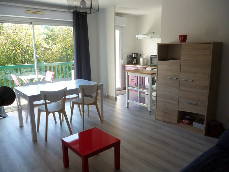CAMBO LES BAINS, C229 : 2 Pièces 2 couchages CAMBO LES BAINS, holiday rental in Ustaritz